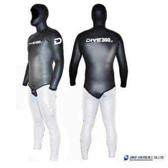 93fba3e03d8 Dive360 – Σακάκι Λείο/Ξυρισμένο Jako 7mm